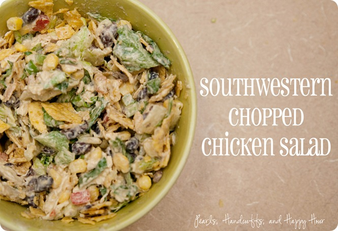 southwest chicken salad7