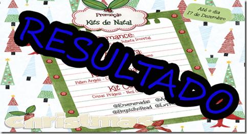 resultado kit de natal