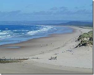 Lossie beach