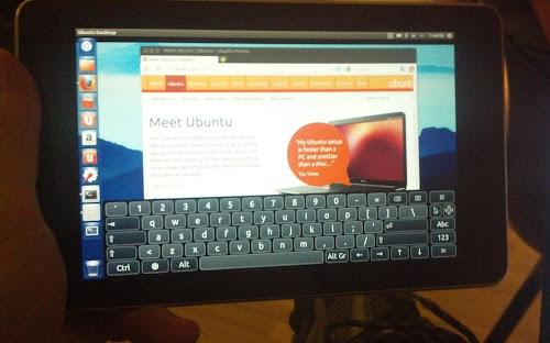 Ubuntu su Nexus 7