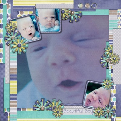 Katie Creates - Beautiful Boy - Beautiful Boy