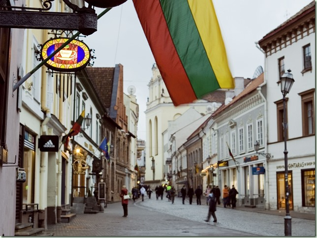 Old-Town-Vilnius-Lithuania