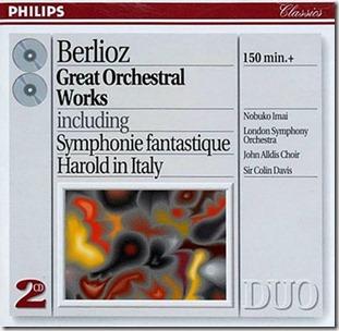 Berlioz Fantastica Colin Davis LSO Philips