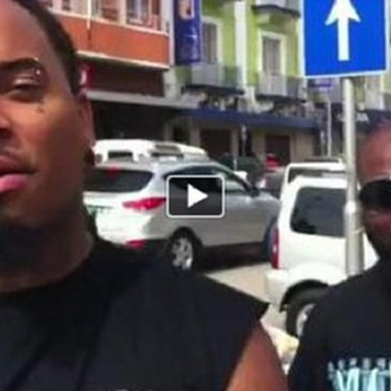 Nga Em Luanda Para Assinar pela Madtapes [Video]