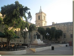 Valletta Square of the Siege (Small)