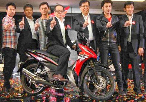 Harga Honda revo fi 2014