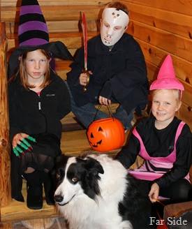 Chloe, Mason and Anna