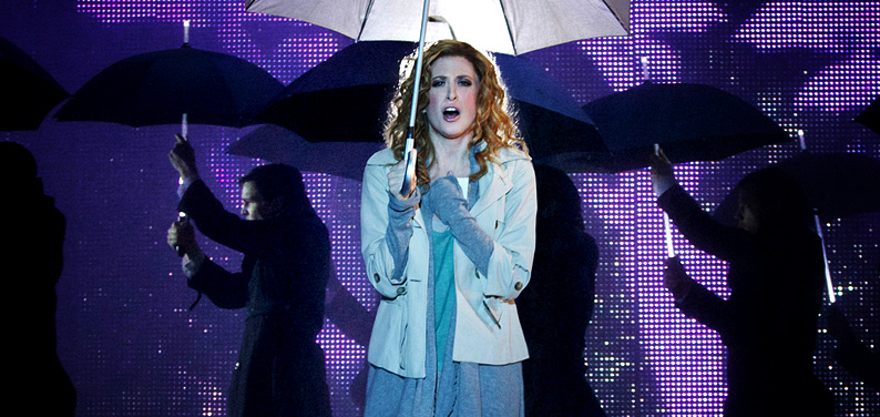 Ghost, the Musical: Caissie Levy as Molly