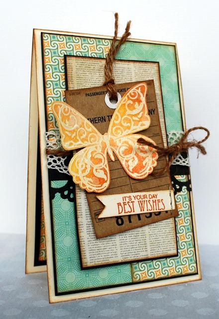 Butterflies 2 kort 1