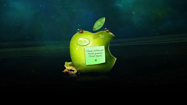 fond d'écran apple