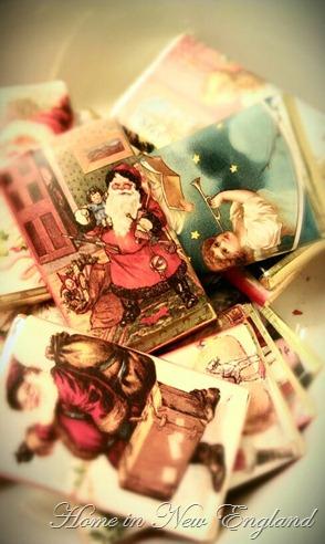Santa chocolate1