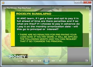 ANC On The Money_Pag-ibig Funds