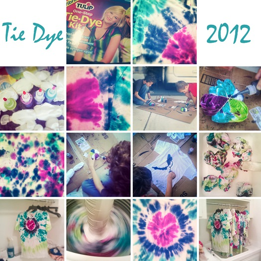 tie dye collage2