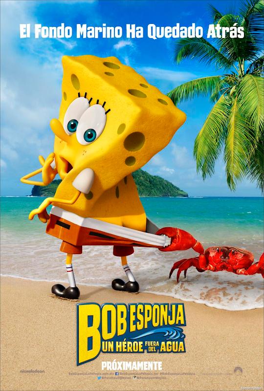Poster Bob Esponja 2015