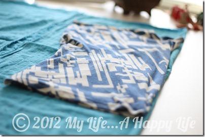 Patternless Sewing - Shirt2