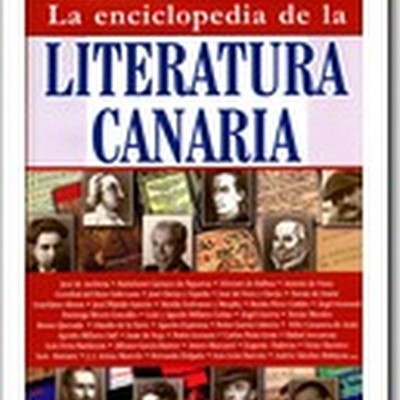 Enciclopedia de la Literatura Canaria (Débitos)