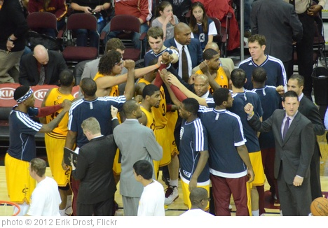 '2012-13 Cleveland Cavaliers' photo (c) 2012, Erik Drost - license: http://creativecommons.org/licenses/by/2.0/