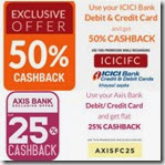 Freecharge Recharge offer:  Citi Bank Cards 25% cashback Max Rs.25