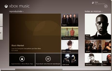 Aplicativo de música