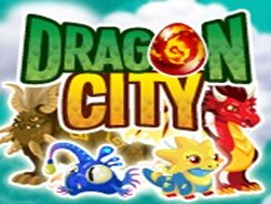 Pergi ke Facebook dan buka Game Dragon City