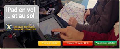 Bannière iPad au sol et en vol (Small)