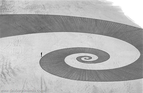 desenhos na areia barro gigante (3)