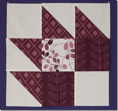 Tea leaf block number 1