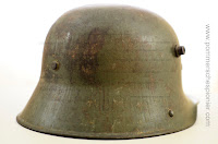 Pierwszojenny hełm Niemiecki M17