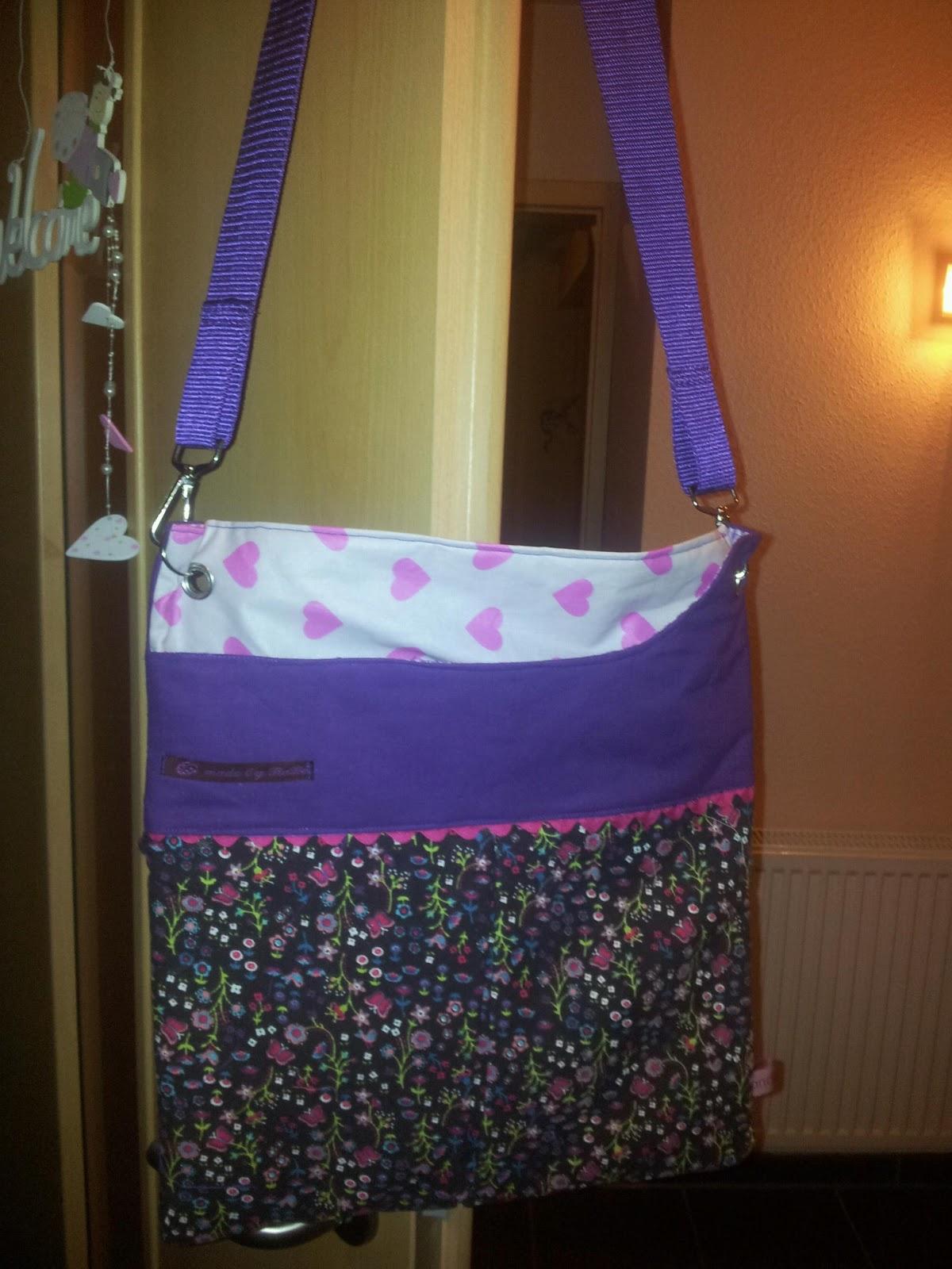 Die-Kleine-Nähfee: Meine neue Tasche! Polly nachdem Schnittmuster ...