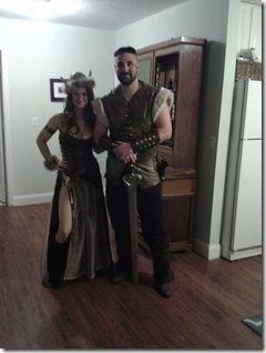 Fotos disfraces caseros de vikingo trato o truco - Disfraces caseros adulto ...