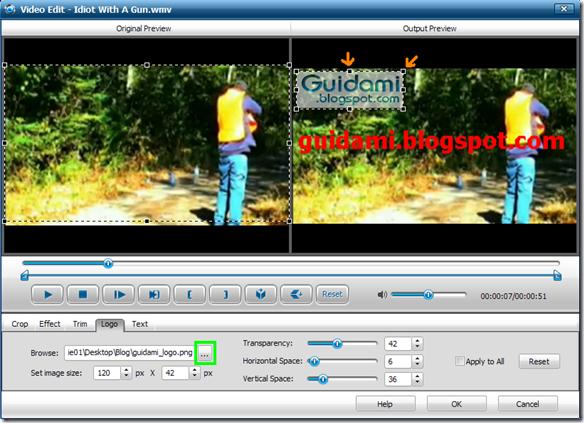 iWisoft Free Video Converter Video Edit Logo