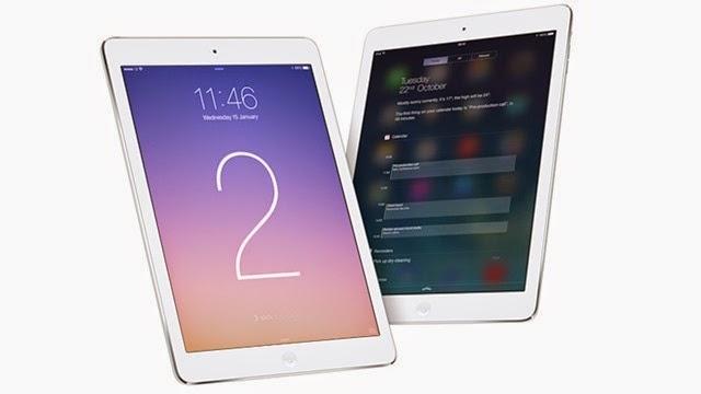 #1. iPad Air 2