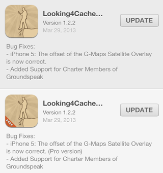 Looking4Cache version 1.2.2