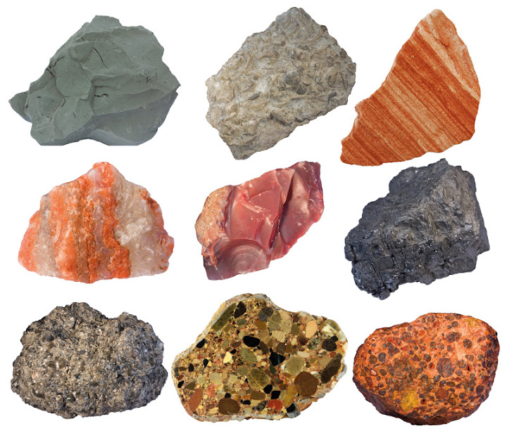 rocks and minerals essay
