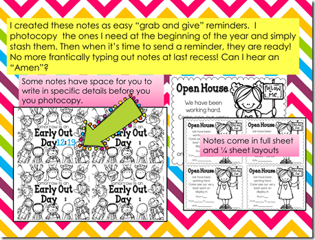 http://www.teacherspayteachers.com/Product/Parent-Reminder-Notes-Grab-Copy-and-Go-787098