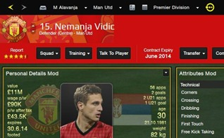 FM 13 Skin