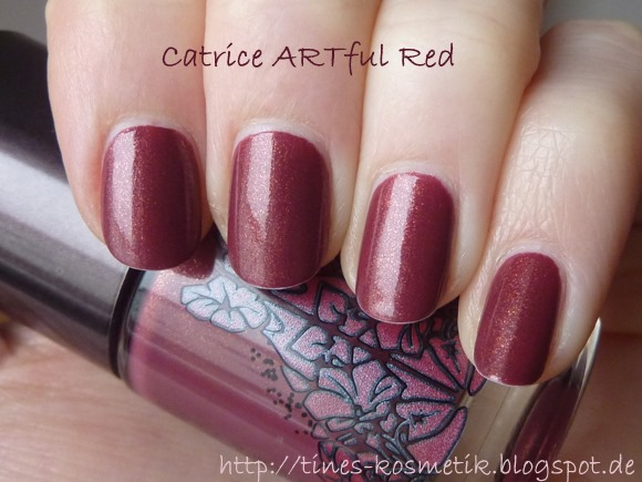Catrice ARTful Red 2