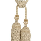 Chwost ozdobny do dekoracji okien, zasłon i tkanin w tradycyjnym stylu.