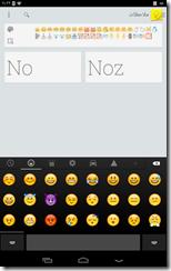 برنامج Emoji Keyboard للأندرويد - سكرين شوت 2