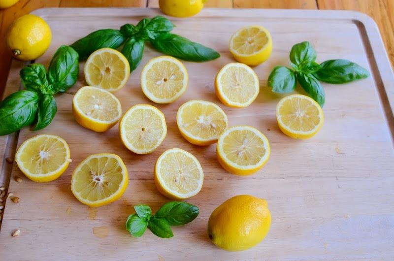basil lemonade-12973