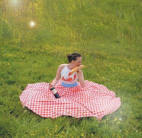 camping dress