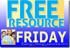 Free Resource Friday