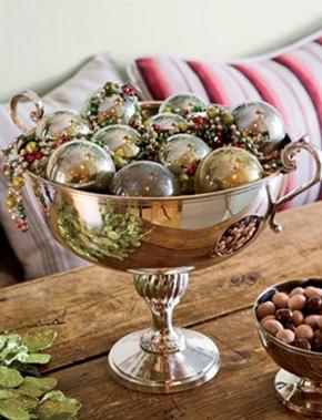 bolas de Navidad