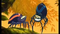 15 les araignées