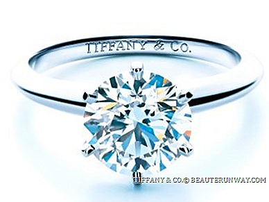 Tiffany & Co. Jeweler Tiffany Setting Engagement Ring choice wedding rings beauty brilliant-cut diamonds six platinum prongs couples around the world as symbol their true love lifetime commitment , luxury, design premium quality
