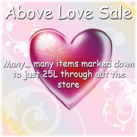 AboveLoveSale