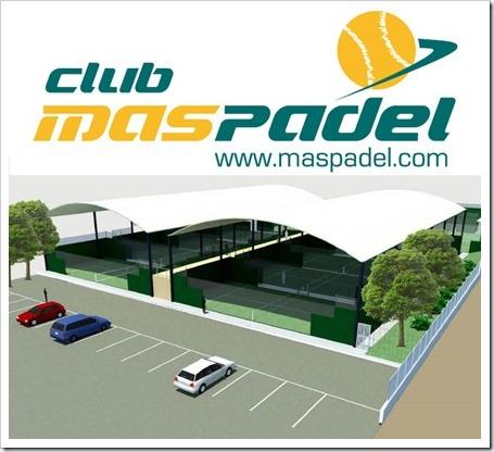 El Club MASPADEL (Las Rozas, Madrid) ampliará y mejorará la totalidad de sus instalaciones.