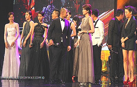 STARHUB TVB AWARDS 2013 Linda Chung Niki Chow Myolie Wu Raymond Lam Kate Tsui Elaine Yiu Christine Kuo Ruco Chan Michael Miu Pauline Lan King Kong in Singapore