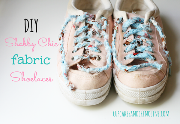 DIY-Shabby-Chic-Fabric-Shoelaces