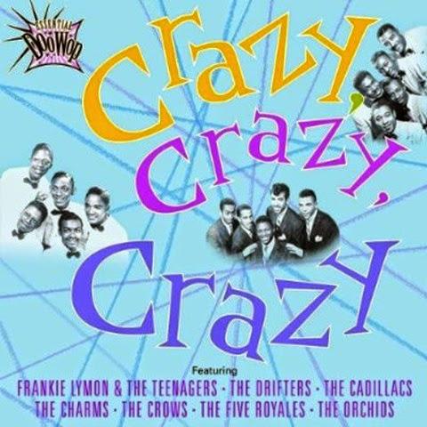 Crazy Crazy Crazy - 25 front